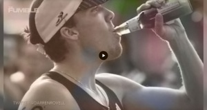 Corey Bellemore CRUSHES His Own Beer Mile World Record