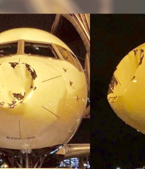 OMG! Shocking Damage to Plane Carrying NBA Basketball Team