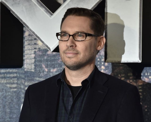 Director Bryan Singer arrives at a screening of X-Men Apocalypse at a cinema in London