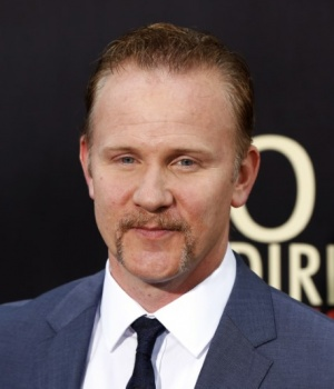 "Director Morgan Spurlock arrives for the premiere of the documentary film ""This is Us"" about British boy band One Direction in New York"
