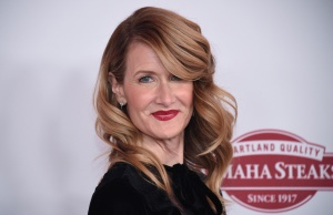 """Laura Dern attends a screening of """"Downsizing"""" in Los Angeles"""