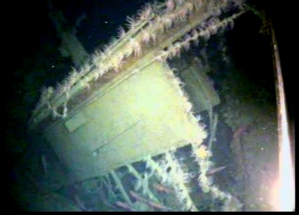 Wreckage of the submarine HMAS AE1 is located in waters off the Duke of York Island group in Papua New Guinea
