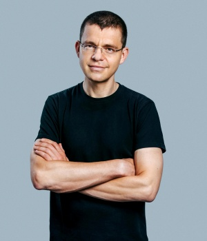 Handout photo of Levchin, founder and chief executive of Affirm, a San Francisco startup