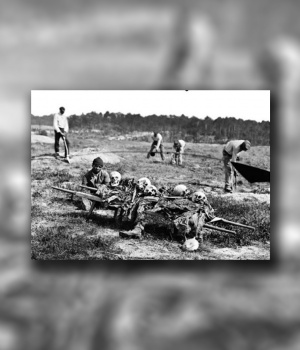 Horrific Unanswered Questions Haunt the Devil's Punchbowl Slave Concentration Camp