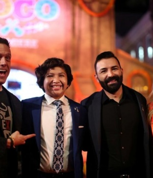 "Disney-Pixar's Premiere of ""Coco"" - Los Angeles - 08/11/2017"