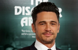 "James Franco arrives for the gala presentation of ""The Disaster Artist"" at the AFI Film Festival in Los Angeles"