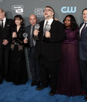 23rd Critics' Choice Awards – Photo Room – Santa Monica