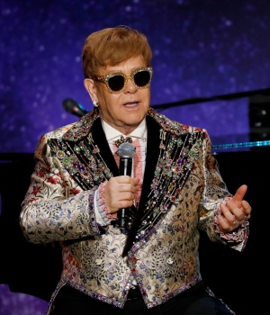"Singer Elton John announces his final ""Farewell Yellow Brick Road"" tour"