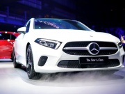 Daimler's new Mercedes A-Class is prese