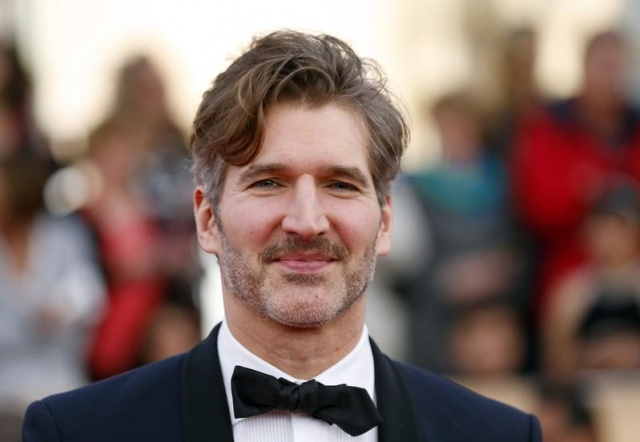 David Benioff arrives at the 22nd Screen Actors Guild Awards in Los Angeles