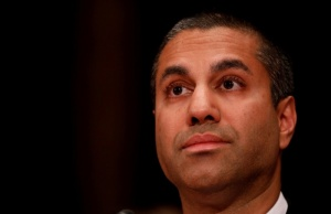 Ajit Pai Chairman of the Federal Communications Commission testifies on Capitol Hill in Washington