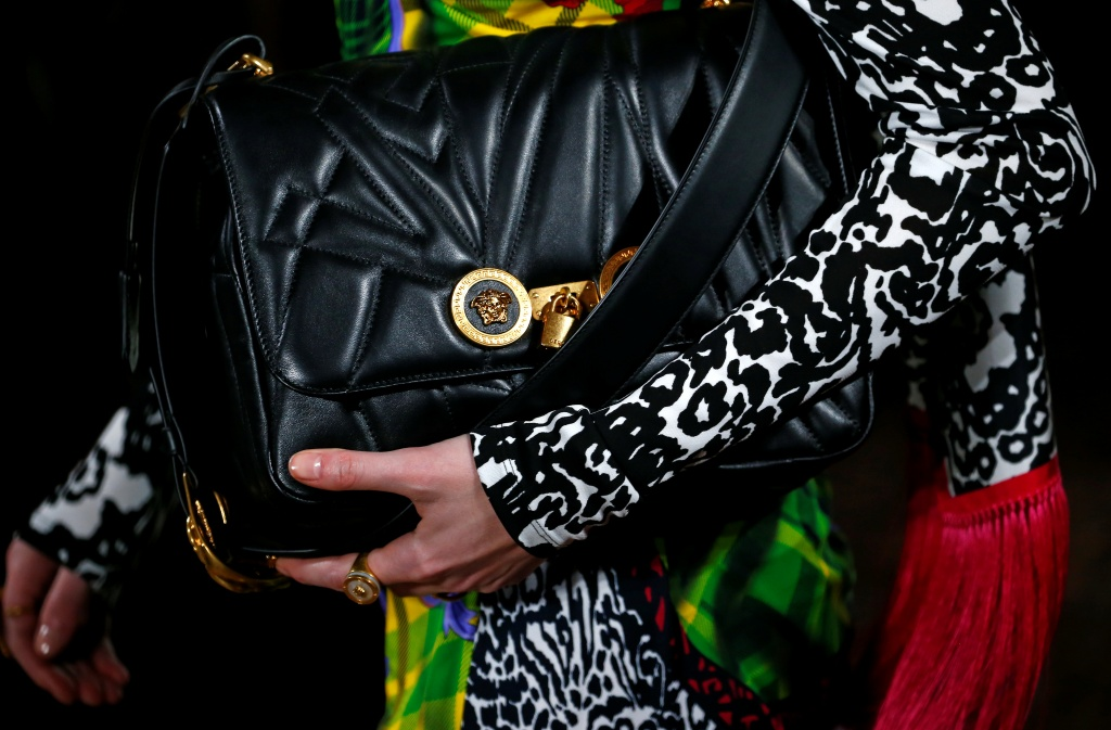 Versace Rocks Milan's Fashion Week with Loud College Style ...
