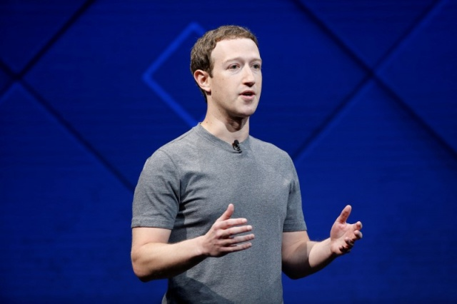 Facebook Founder and CEO Zuckerberg speaks in San Jose,