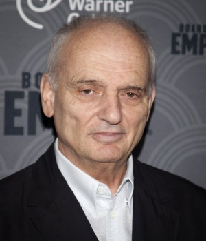 "Producer David Chase arrives for the premiere of HBO's television series ""Boardwalk Empire"" Season 4 in New York"