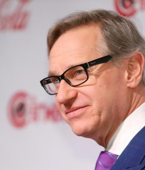 Movie director Paul Feig poses on the red carpet during CinemaCon, a convention of movie theater owners, in Las Vegas