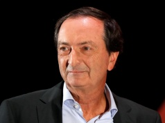 """Michel-Edouard Leclerc, CEO and Executive Chairman of French retailer E. Leclerc SA, attends the third annual tech conference """"Inno Generation"""" in Paris"""