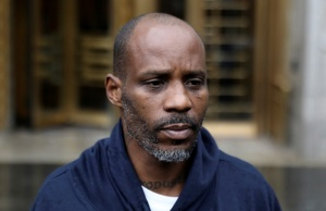 Rapper DMX exits the U.S. Federal Court in Manhattan following his presentment on income tax evasion charges in New York