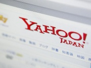 Website of Yahoo Japan Corp is seen on a computer screen in Tokyo