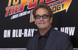 Musician Huey Lewis attends the Back to the Future 30th Anniversary screening in the Manhattan borough of New York