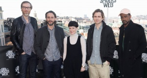 """""""The Girl in the Spider's Web"""" movie photocall in Stockholm"""