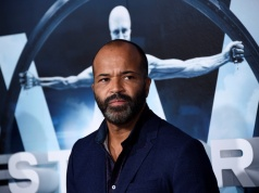 "Cast member Jeffrey Wright attends the premiere of ""Westworld"" in Hollywood, California"
