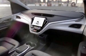 GM's planned Cruise AV driverless car features no steering wheel or pedals