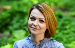 Yulia Skripal, daughter of poisoned Russian spy Sergei Skripal, speaks to Reuters in London
