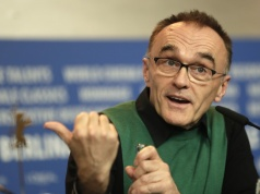Director Danny Boyle attends a news conference to promote the movie 'T2 Trainspotting' at the 67th Berlinale International Film Festival in Berlin