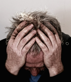 Stressed out middle-aged workers have higher risk of mental health issues