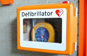 Onsite defibrillators helping to increase cardiac arrest survival