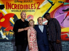 "World premiere for the movie ""The Incredibles 2"" in Hollywood"