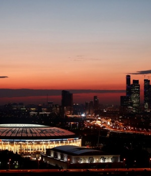 Soccer World Cup de-toxifies Russia's global brand