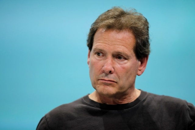 Dan Schulman, president and chief executive officer of PayPal Holdings Inc., attends the Viva Technology conference in Paris