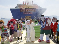 "71st Cannes Film Festival – Photocall for the animation film ""Hotel Transylvania 3: Summer Vacation"" out of competition"