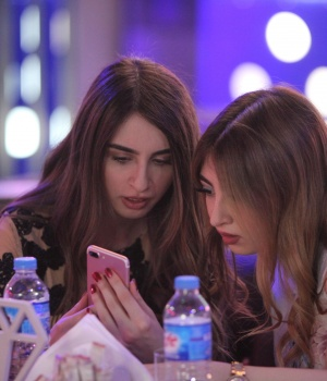 Luxury Time, the first women-only restaurant in Erbil