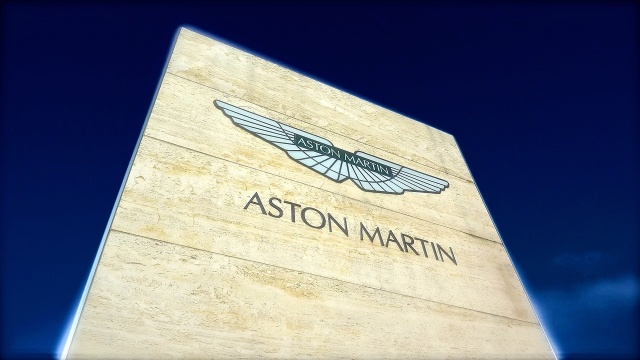 Aston Martin unveils 'sports car for the skies' at airshow