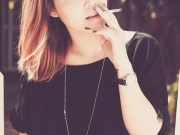 Cigarette use declines among U.S. young women, but marijuana blunt use rises