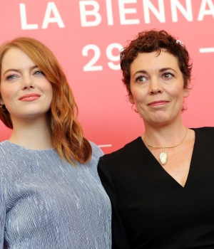 The 75th Venice International Film Festival