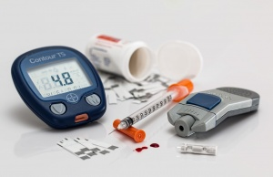 Earlier onset of type 1 diabetes linked to greater heart risk, shorter life