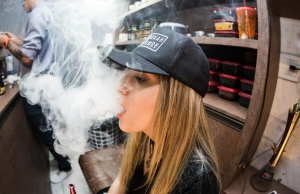 Vaping, other tobacco products tied to higher risk that teens will try marijuana
