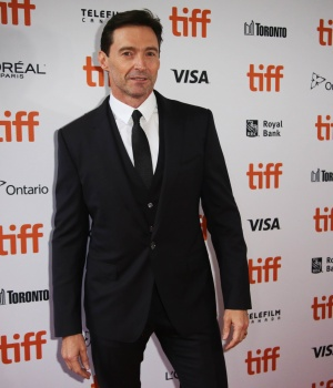 Actor Hugh Jackman arrives for the international premiere of The Front Runner at the Toronto International Film Festival (TIFF) in Toronto