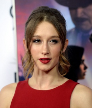 "Cast member Taissa Farmiga arrives at the premiere of ""Rules Don't Apply"" during the opening night of AFI FEST 2016 in Hollywood"