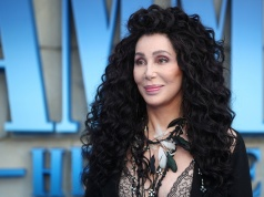Cher attends the world premiere of Mamma Mia! Here We Go Again at the Apollo in Hammersmith London