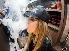 Almost one in 11 U.S. tweens and teens vape cannabis