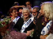 Annual Holocaust survivors' beauty pageant in the Israeli city of Haifa