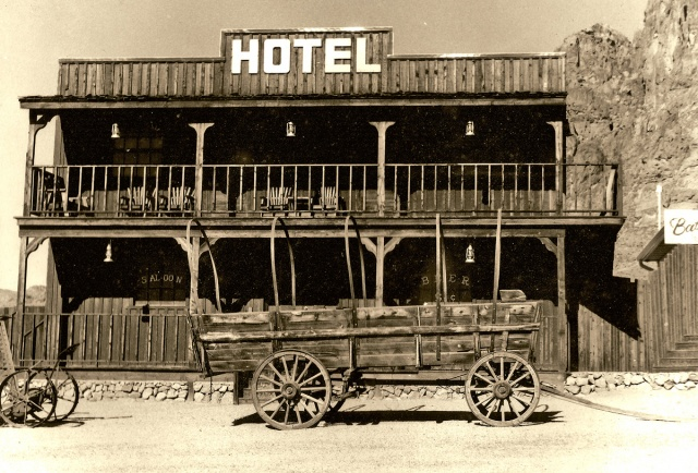 Ghost Towns You Can Visit