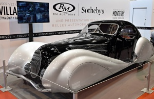 Sotheby's £20 Million Classic Cars