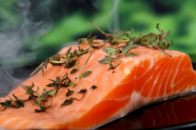 Omega 3 fatty acids found in seafood tied to healthy aging