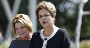 Brazil President Dilma Rousseff visits Google in Mountain View